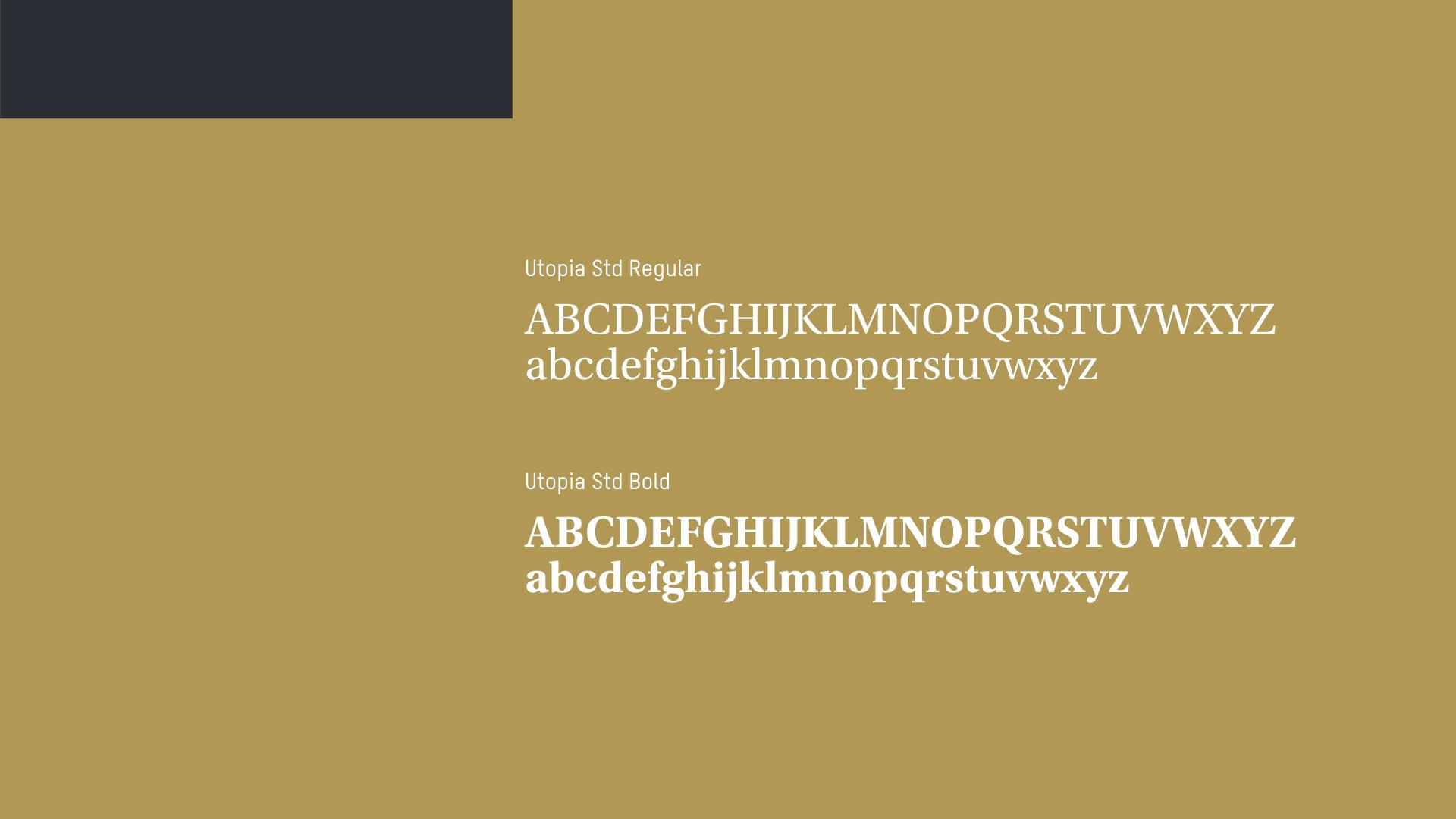 Herrenhäuser Brauerei Typografie